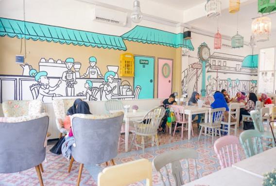 Makmu Cafe
