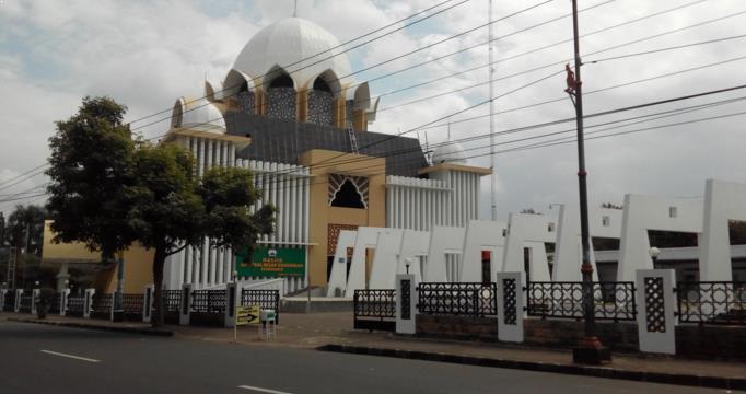 Masjid Jenderal Besar Soedirman