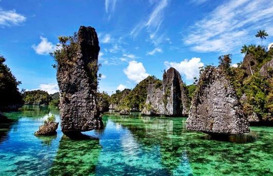 Paket Wosata Raja Ampat Pulau Wayag
