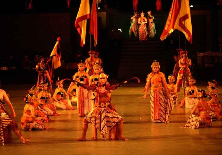 Pentas Seni Ramayana Prambanan