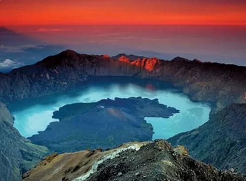 Pesena Alam Wisata Lombok