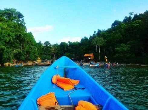 Pulau Nusakambangan Cilacap