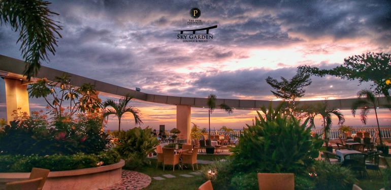 Sky Garden Lounge and Resto