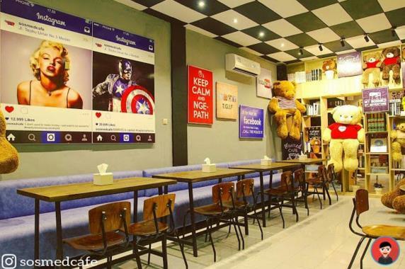 Sosmed Cafe medan