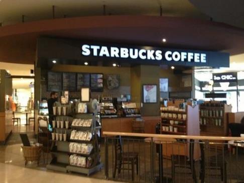 Starbuck Coffee Jakarta