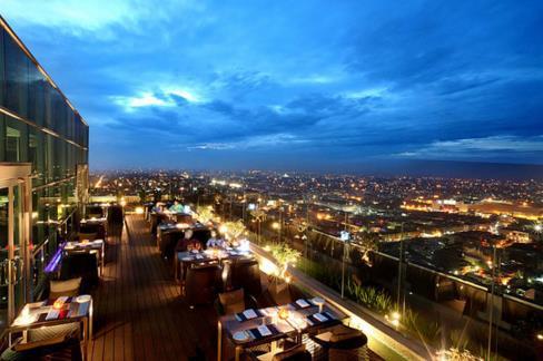 Tempat nongkrong Romantis di Medan