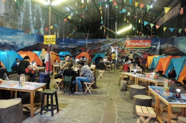 Wisata Kuliner Tangerang Selatan