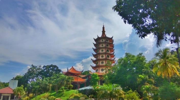 Wisata Budaya Pagoda Avolokitesvara Budhagaya Watugong