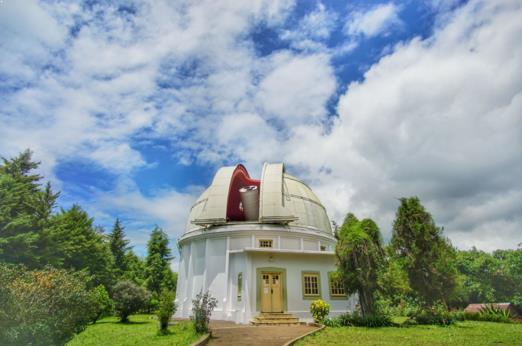 Wisata Edukasi Observatorium Bosscha
