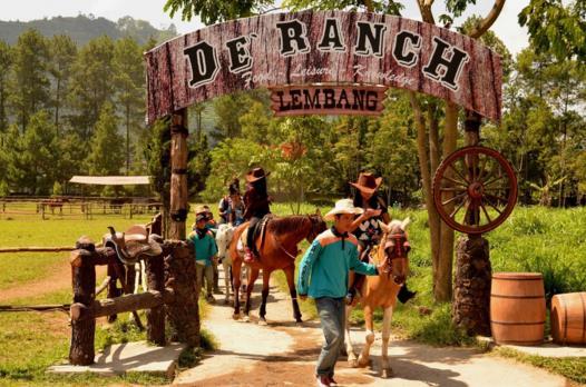 Wisata Menarik De Ranch Lembang