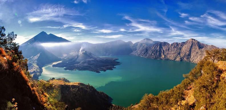 Wisata Lombok Indonesia