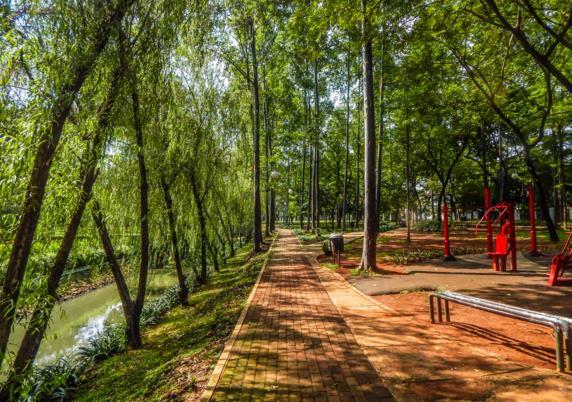 taman Hutan Kota Tebet
