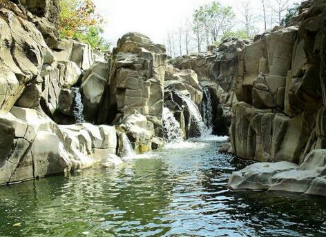 Foto Tempat Wisata celebes canyon di barru