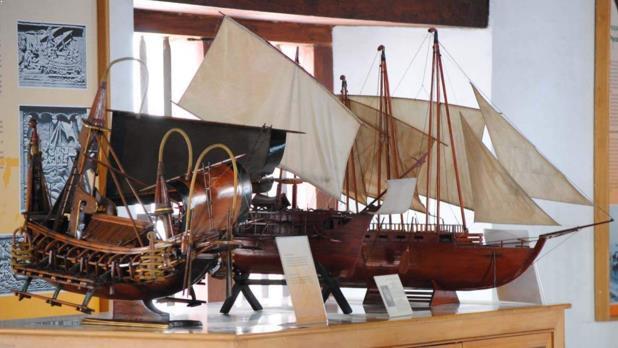 Gambar Museum Bahari Jakarta