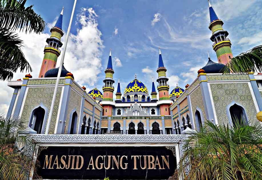 Gambar Masjid Agung Tuban