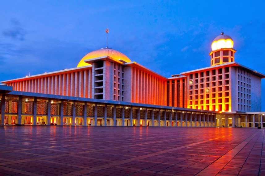 Photo Masjid Istiqlal Jakarta