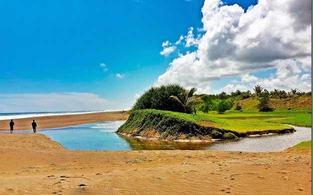 Gambar Pantai Bopong Kebumen