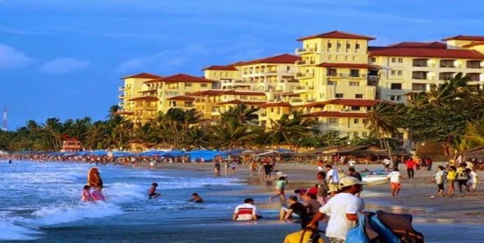 Gambar Pantai Marbella