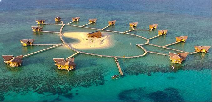 Gambar Pulau CInta Sulawesi