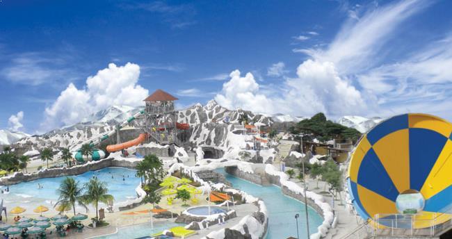 Gambar Taman Mini Indonesia Indah (TMII)