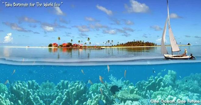 Gambar Tempat Wisata Taman Laut Taka Bonerate