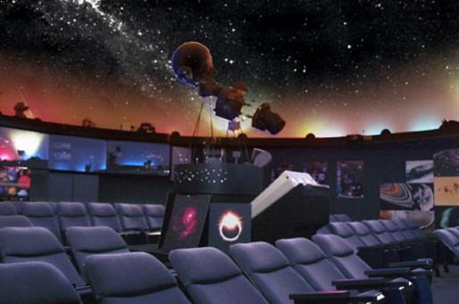 Gambar planetarium jakarta