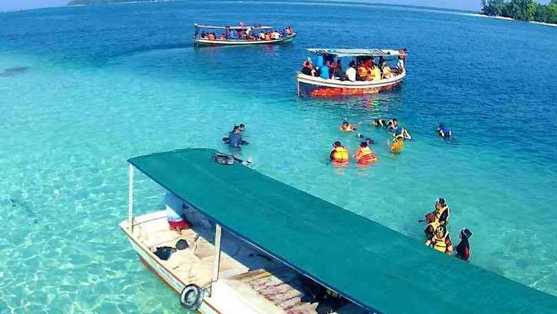Trip Kepulauan Seribu