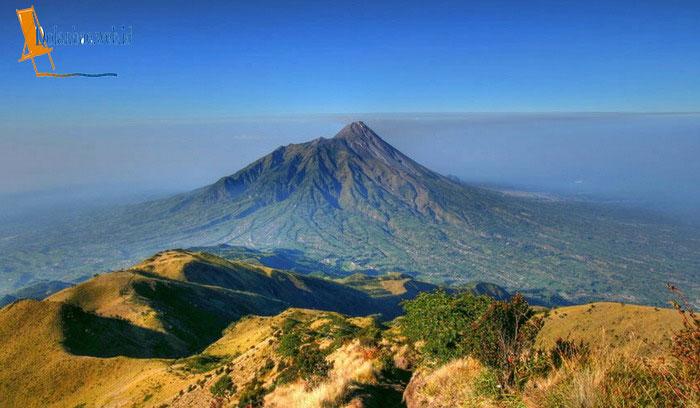 Gambar Gunung Merbabu