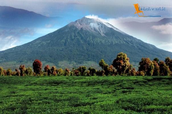 Gambar Gunung Ciremai Jawa Barat