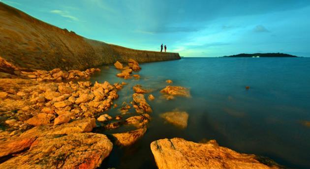 tempat wisata di sulawesi barat