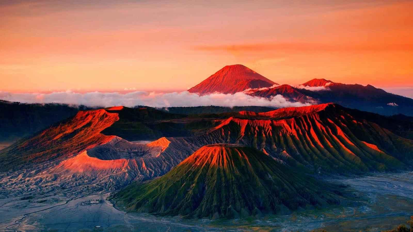 Gambar Gunung Bromo
