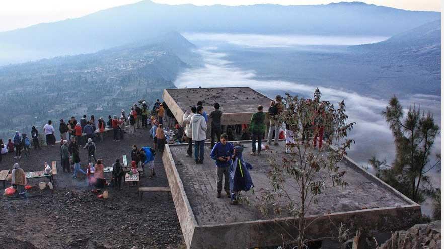 Gambar Penanjakan 2 Gunung Bromo