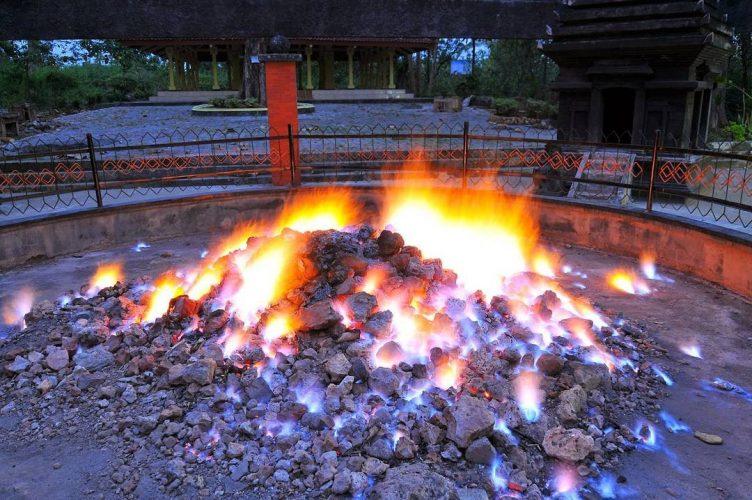 Api Abadi - Pemekasaan