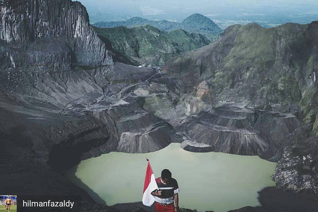 Gunung Kelud - Kediri