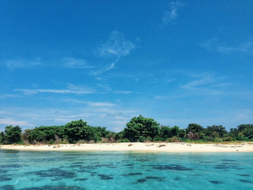 Pulau Bitila Gorontalo