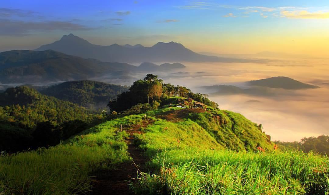 Bukit Jamur Bengkayang