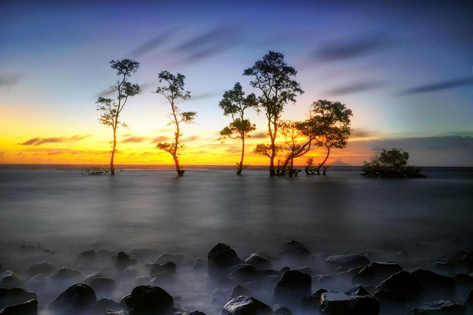 Pantai Laguna Samudra