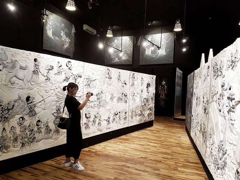 Galeri Wayang Purwakarta