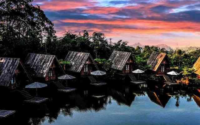 Gambar Dusun Bambu Lembang