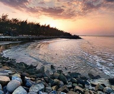 Pantai Muara Tegal
