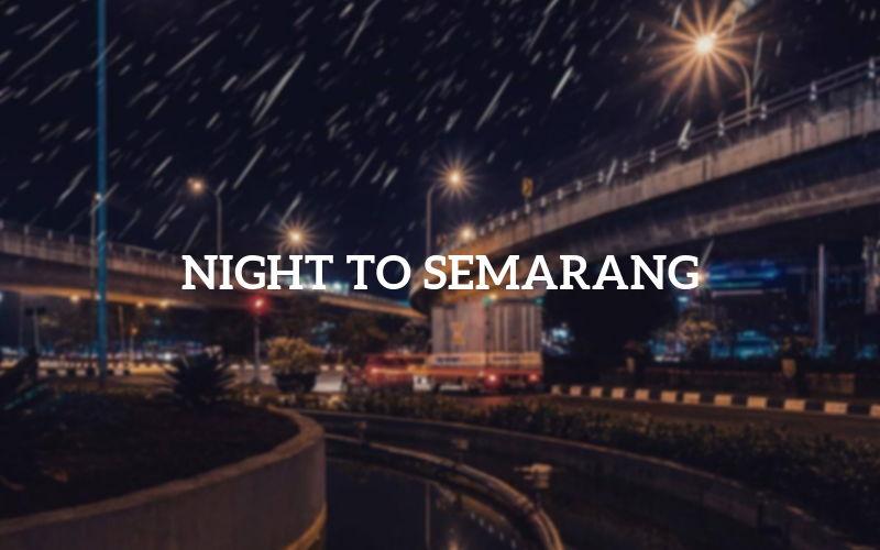 Wisata Malam Semarang