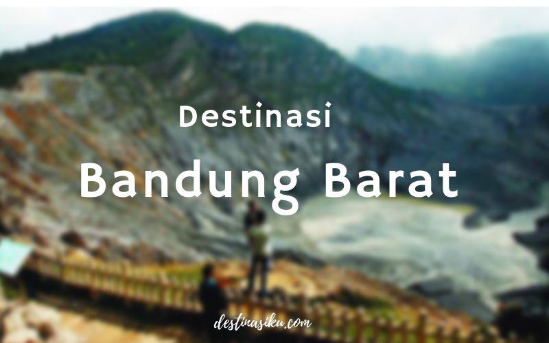 Wisata di Bandung Barat