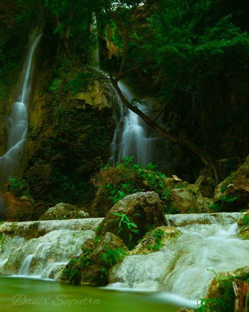 Air Terjun Sri Gethuk Gunung Kidul
