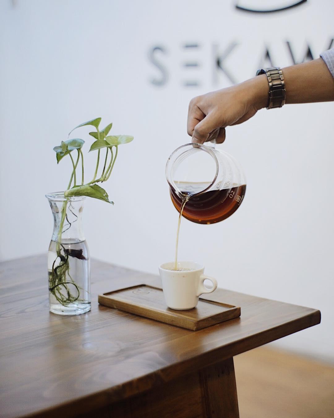 Sekawan Coffee Seturan