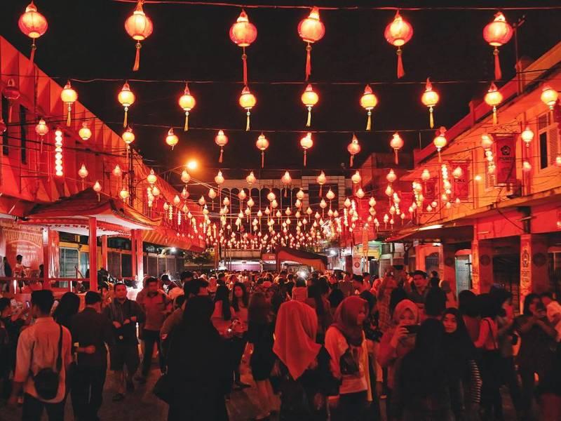China Town Jakarta Barat