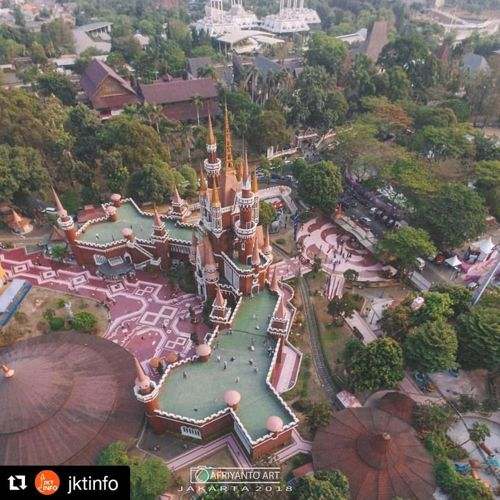 Harga Tiket Masuk Istana anak-anak Indonesia
