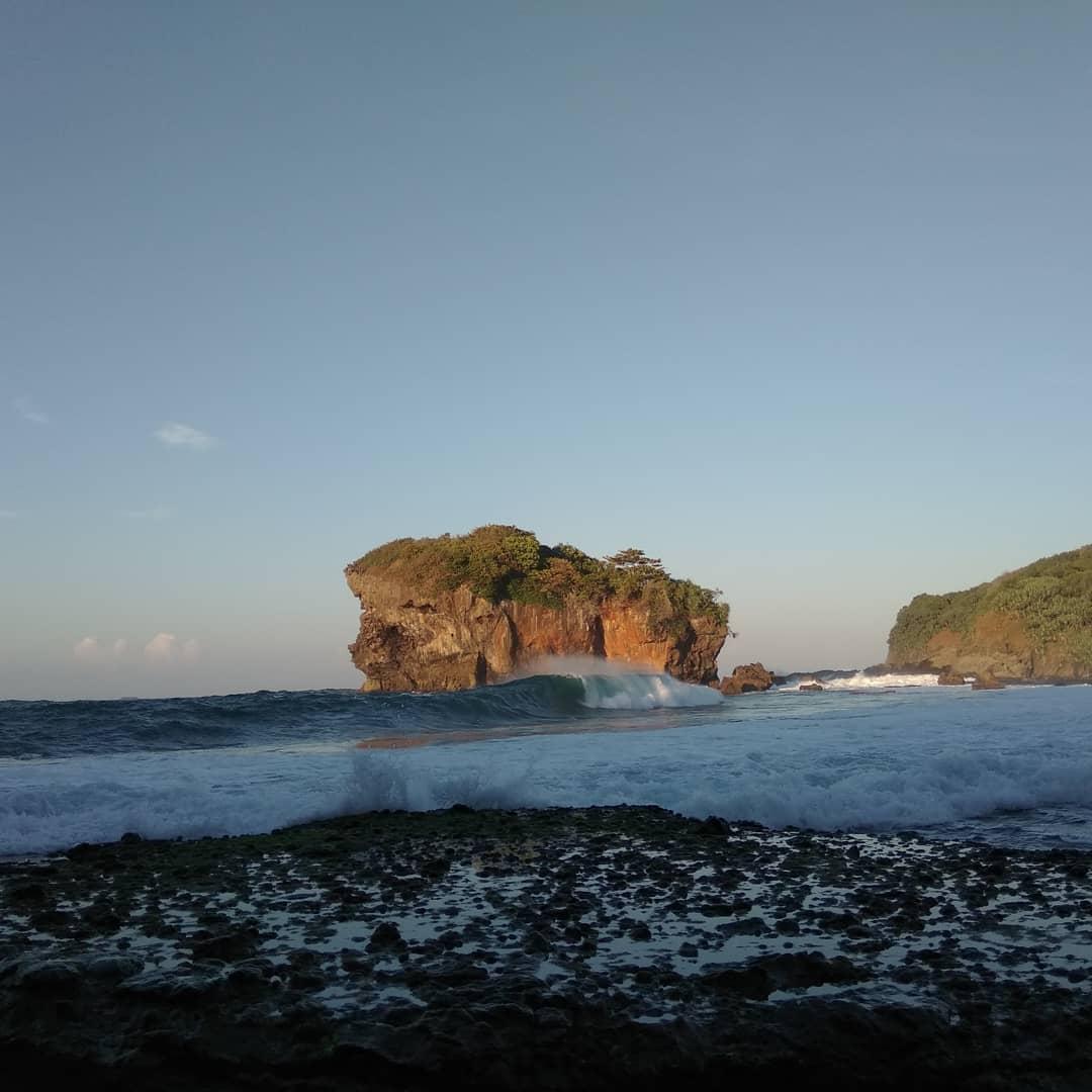 Pantai Jungwook Yogyakarta