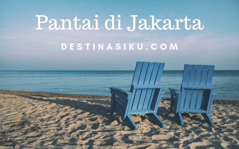 Pantai di Jakarta