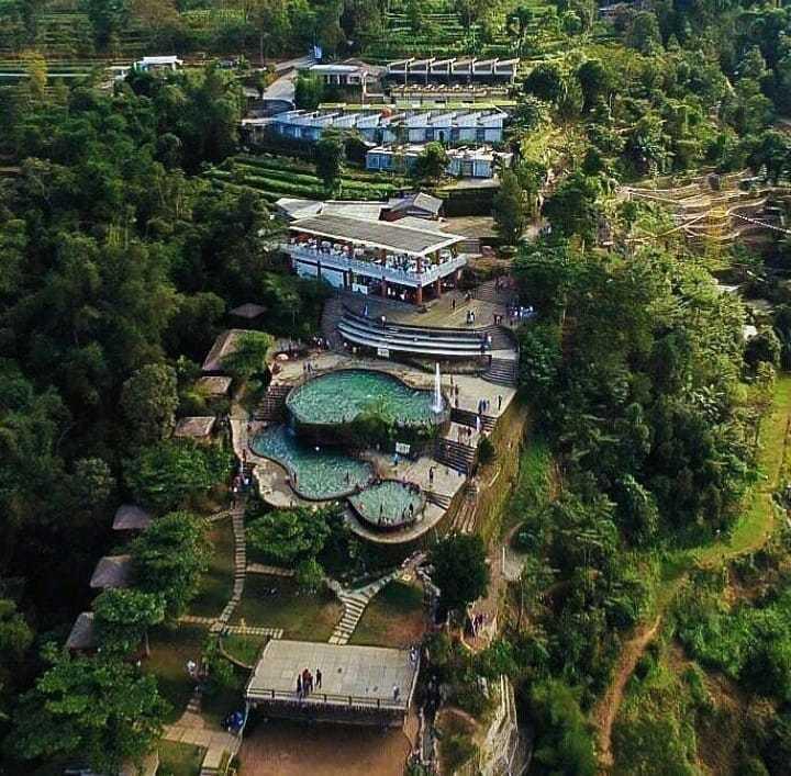 Taman Renang Alam sidomukti