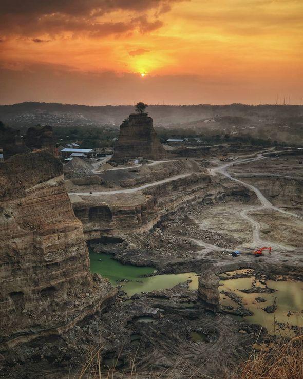 brown canyon Semarang Jawa Tengah